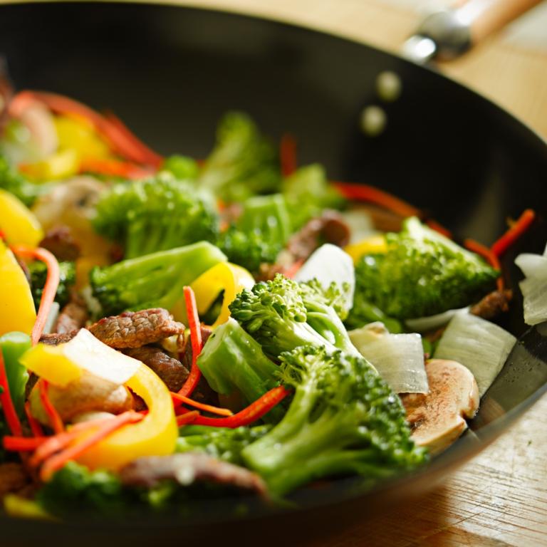 légumes sautés BMTBV