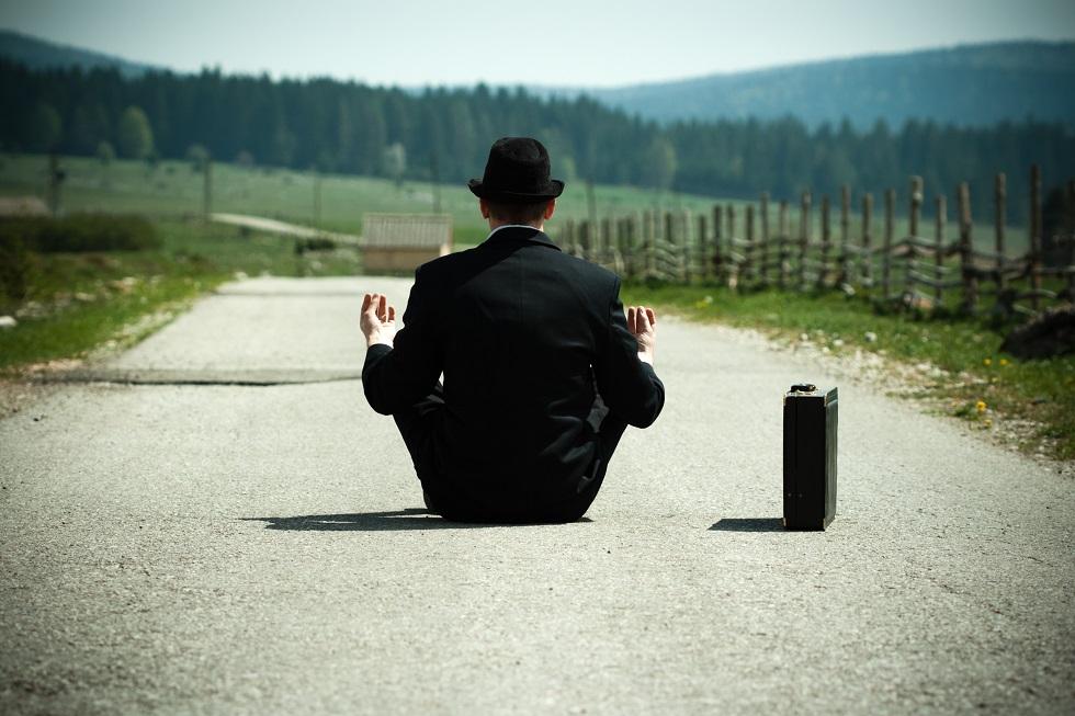 Que vous croyiez au ciel ou que vous n'y croyiez pas, BMTBV vous recommande quelques temps de méditation...