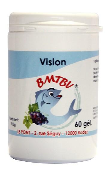 COMPLEXE VIsion BMTBV 60 gel vignette produit